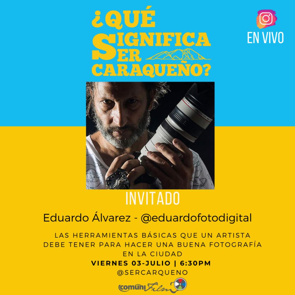 En Vivo Eduardo Álvarez