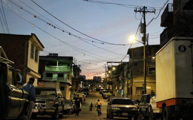 Anochece en Catia - Ser Caraqueño