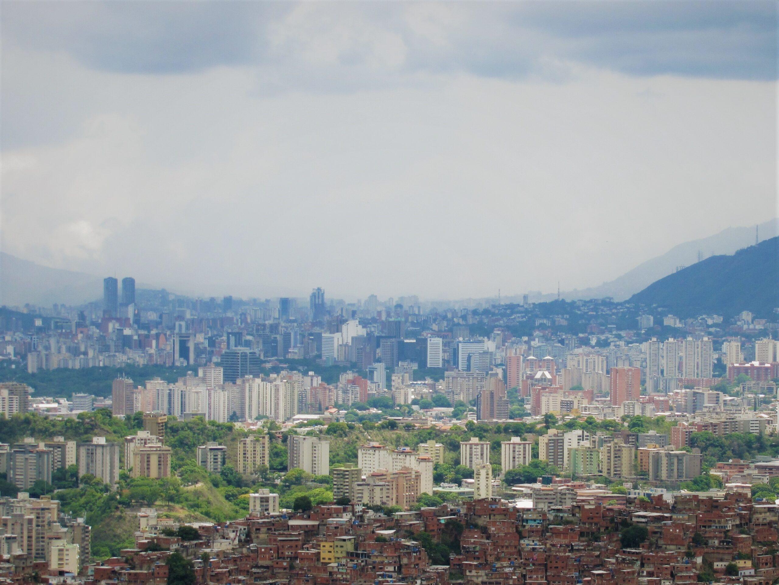 Caracas: El valle de los contrastes en concordia - Mas que un espacio