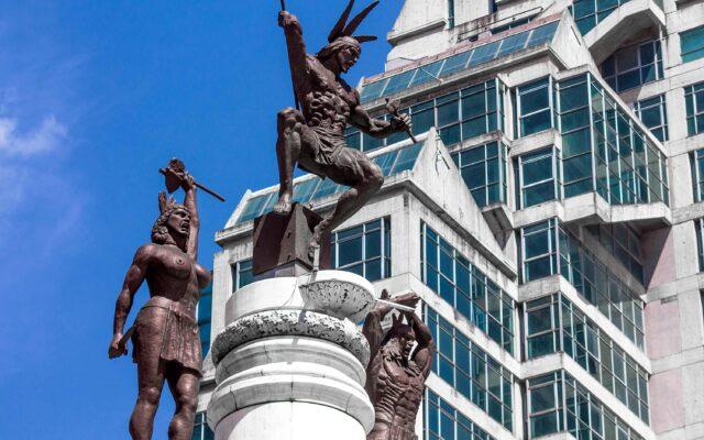 Ciudad de contrastes históricos - Ser Caraqueño