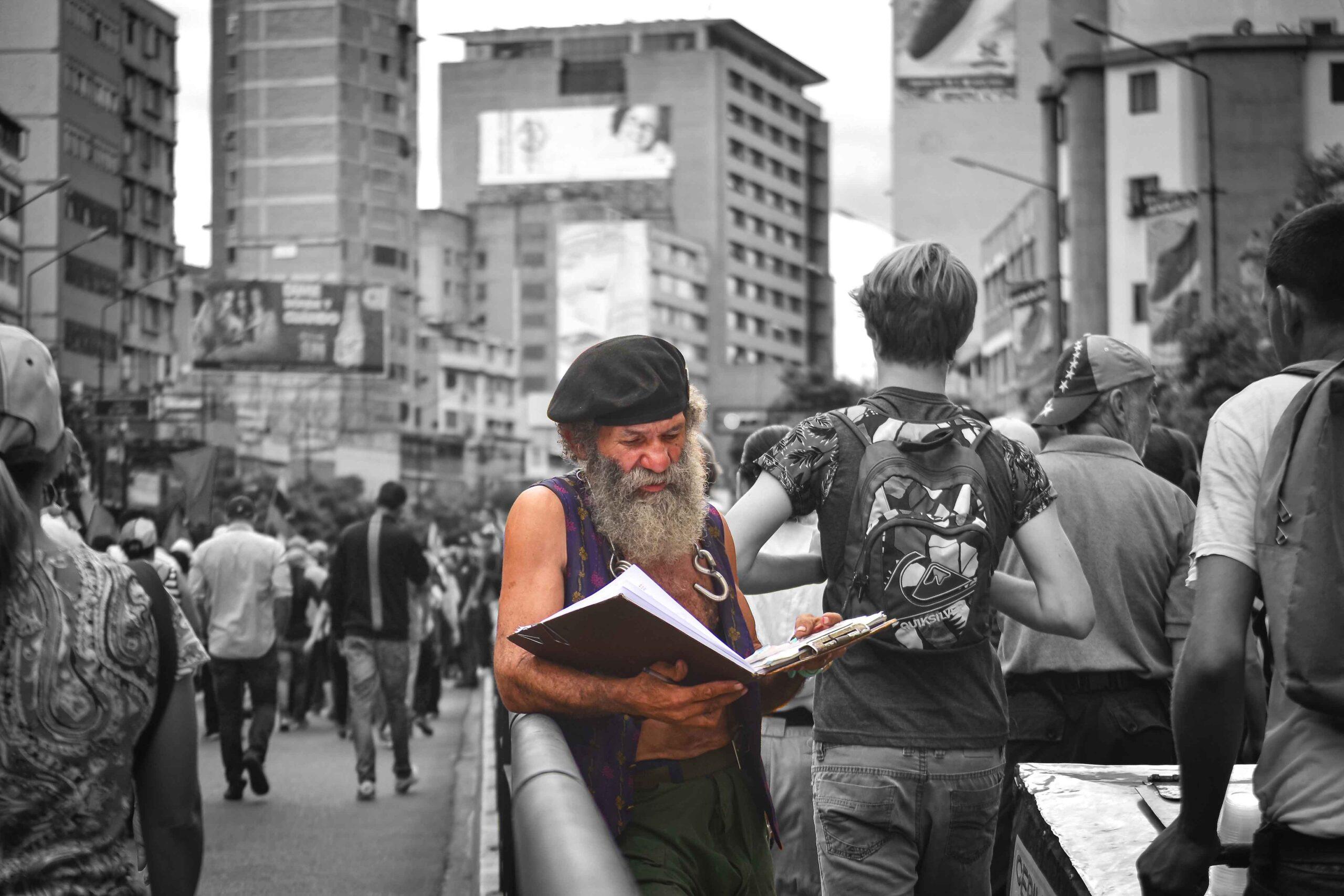 El poeta de Chacao - Ser Caraqueño
