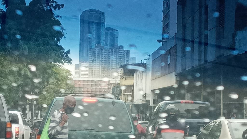 Caracas, fresca y lluviosa - Ser Caraqueño