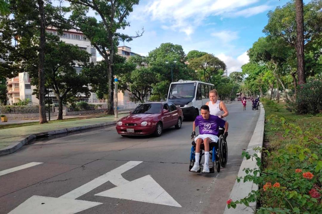 Caracas en movimiento - ser caraqueño