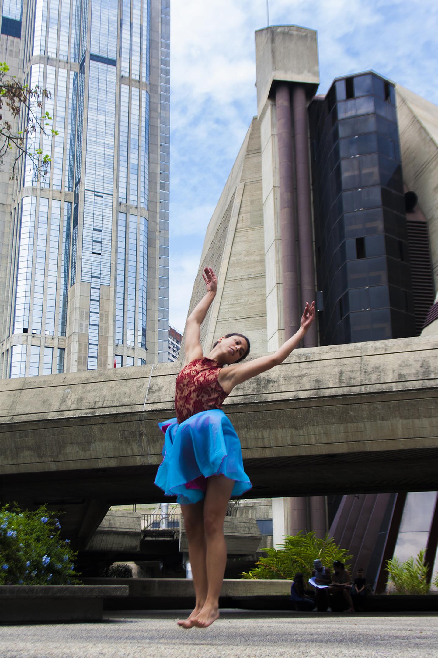 Danza contemporánea a Caracas - ser caraqueno
